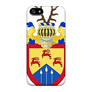 Hard Protect Phone Case For Iphone 5/5s (SEe2788bwky) Customized Lifelike Queen Pattern