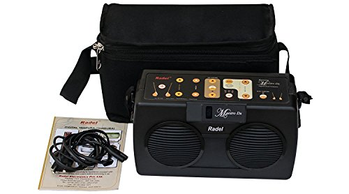 - Electronic Tanpura - RADEL Saarang Maestro Dx Electronic Tanpura - Tambura, Digital Tanpura Box, DJ Sound Machine, Tanpura Sampler, Instruction Manual, Bag, Power Cord (PDI-BHG)