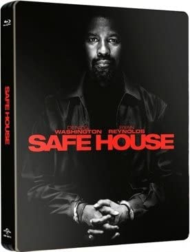 Safe House 2012 Steelbook Limited Edition Uncensored Extra S Blu Ray Dvd Amazon Co Uk Dvd Blu Ray