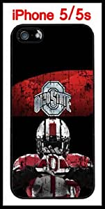 NCAA Ohio State Buckeyes iphone 6 plus Case Hard Silicone Case