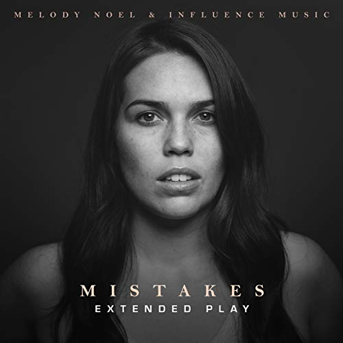 Mistakes - EP Album Cover