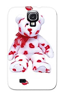 Ultra Slim Fit Hard Spanishlogy Case Cover Specially Made For Galaxy S4- Cute Love
