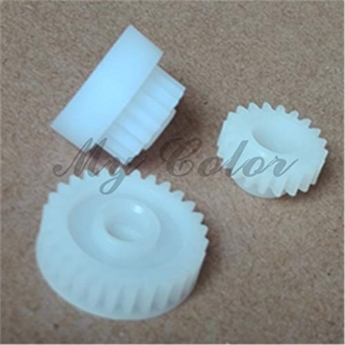 Printer Parts 5X NGERH0002YSZZ NGERH0136QSZZ NGERH0001YSZZ Developer Gear for Sharp AR237 AR238 AR261 AR316 AR318 AR266 AR311 AR2608 AR3108 by Yoton (Image #3)
