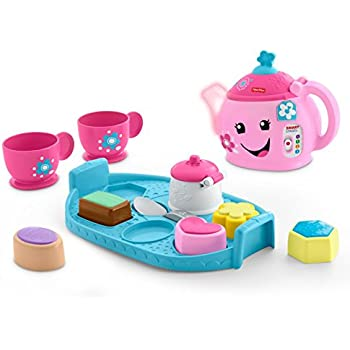 Amazon.com: LeapFrog Musical Rainbow Tea Party ...