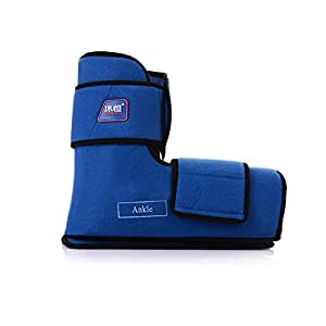 Ankle Pain Cold/Hot Therapy Gel Wrap Brace for Arthritis - Swelling - Injuries - Muscle pain - Sprains and Relaxation