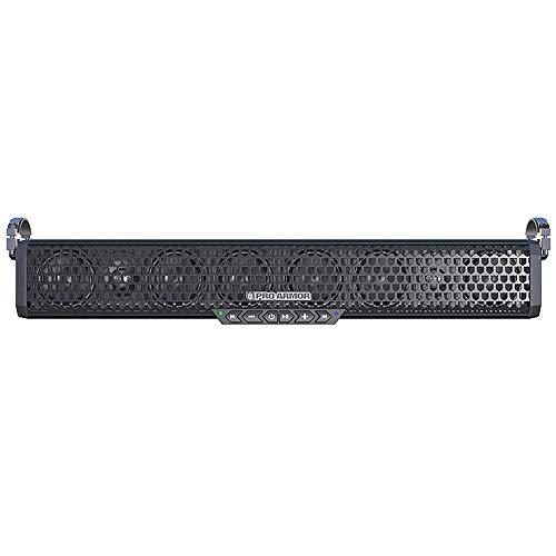Pro Armor 8 Speaker Bluetooth Sound Bar System -