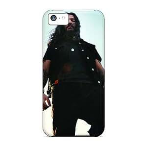 JonBradica Iphone 5c Protective Hard Phone Covers Provide Private Custom Nice Machine Head Band Pictures [awF18262OIox]