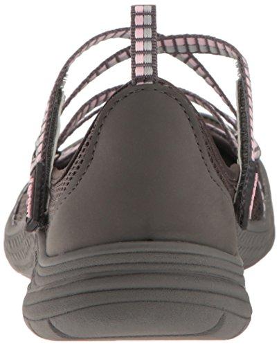 Jsport Di Jambu Womens Sideline Encore Flat Charcoal / Pink