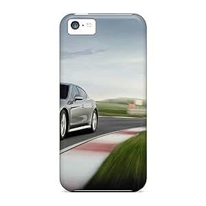 Hot Fashion XvPZFYo7902uGova Design Case Cover For Iphone 5c Protective Case (2010 Porsche Panamera Widescreen)