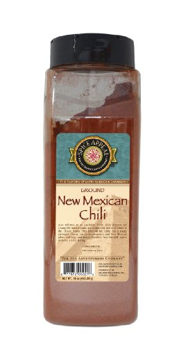 Spice Appeal New Mexican Chili Ground, 16-Ounce Jars (Pack of 3)