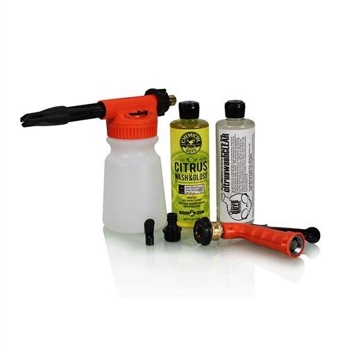 Chemical Guys HOL_FF_2 Foam Wash Gun Kit (Gilmour Foamaster II) by Chemical Guys