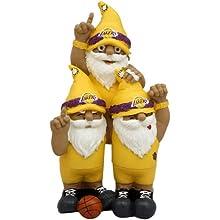 NBA Los Angeles Lakers Team Celebration Gnome