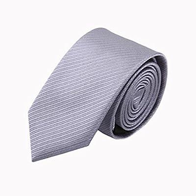 YAOSHI-Bow tie/tie Corbatas y Pajaritas para Corbata Sólida ...