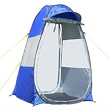 Likary Original Design Outdoor Sports Tent Sun Shelter Weather Pod Single Person Portable Tent Rainproof Windproof Double Doors Sports Pop Up Tent