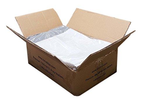 iMBAPrice 1000 - 9x12 Premium Matte Finish White Poly Mailers Envelopes Bags (iMBA-3PM-1000)