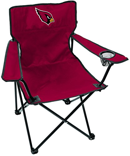 NFL Arizona Cardinals Unisex LP0055NFL Game Day Elite Chair, Red, Adult ()