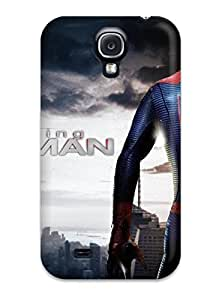 Galaxy S4 Case Slim [ultra Fit] The Amazing Spider-man 5 Protective Case Cover