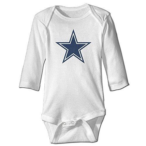 Football Dallas-cowboys-logo Newborn Infant Bodysuits Baby Onesies