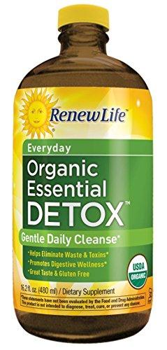Renew Life Organic Essential Ounces