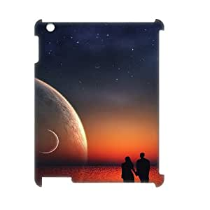 YCHZH Phone case Of Natural landscape Cover Case For IPad 2,3,4