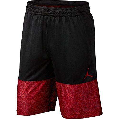Rouge Wings gym Noir Blockout red Multicolore black Nike 1POUqx1
