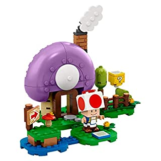 LEGO Super Mario Toad's Special Hideaway Exclusive Set 77907