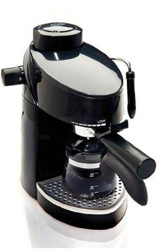 品質が完璧 Continental Continental Electric 4-cup Espresso Electric Maker by Continental Electric Maker B004FP0DKS, ウレシノマチ:0f4f30cf --- staging.aidandore.com