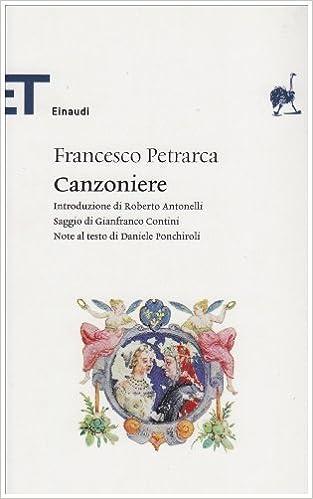 Book Canzoniere