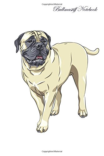 Bullmastiff Notebook Record Journal, Diary, Special Memories, To Do List, Academic Notepad, and Much More ebook