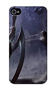 Fashionable Style Case Cover Skin Series For Iphone 5/5s- Diana League Of Legends