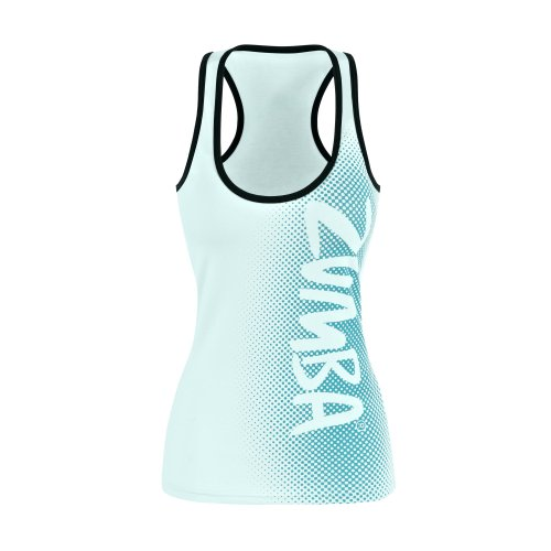Zumba Fitness Women's Fade to Fabulous Racerback Tank Top