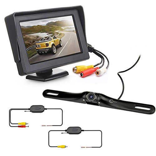 esky-car-rear-view-system-hd-color-rear-view-camera-43-monitor-wireless-transmitter-receiver