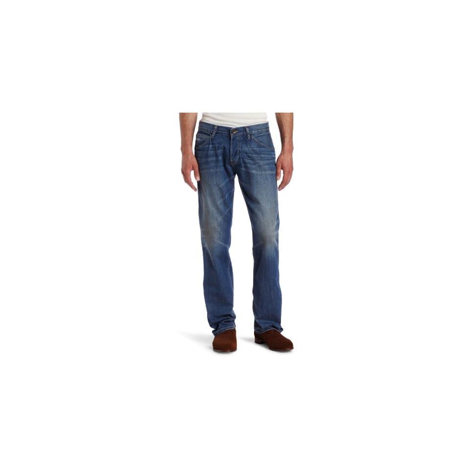 Lucky Brand Mens Logger Jean,Pedestrian Crossing,30x32