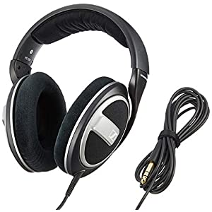SENNHEISER HD 559 Open Back Headphone – Black