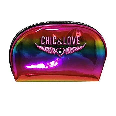 CYP BRANDS Monedero de Chic & Love Rainbow Monedero, 25 cm ...