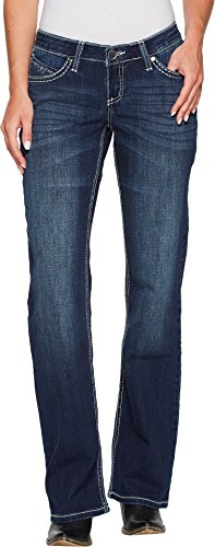Wrangler Women's Cowgirl Cut Ultimate Riding Jean Shiloh, Talk of the Town, 15 - Wrangler Riding Jeans