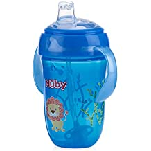 Nuby 360 2 Handle Comfort Cup, Boy, 9 Ounce