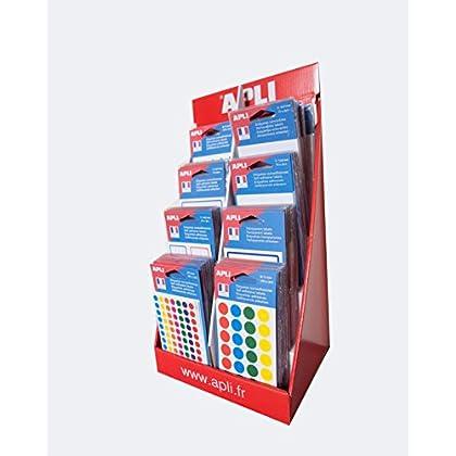 Image of Laminators Apli 112037 160 Label Pockets, Special School