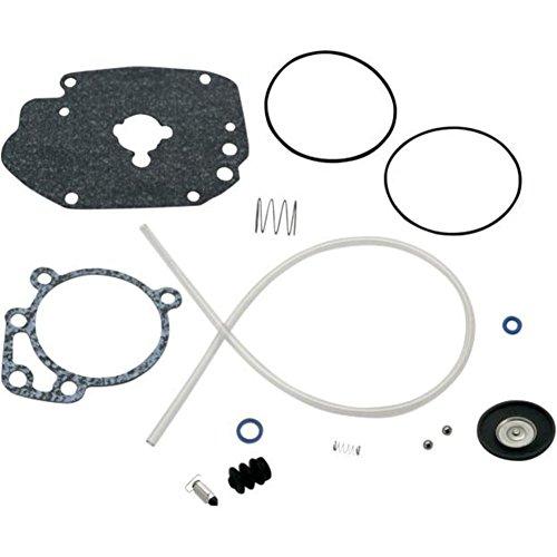 S&,S Cycle Basic Rebuild Kit for Super E &, G Carburetors 110-0067 ()