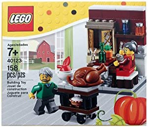 40123 LEGO Seasonal Thanksgiving Feast
