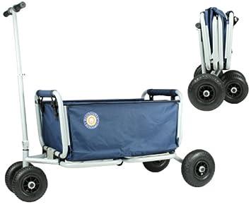 Bevorzugt Beachtrekker LiFe Farbe blau Faltbarer Bollerwagen der OD34
