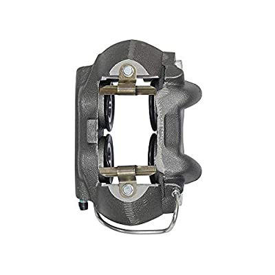 Front Disc Brake Caliper RH 1965-66 Mustang Fairlane 500 Shelby GT 350 Sports Coupe Right-Hand Passenger Side (C5ZZ-2B120C): Automotive