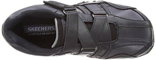 Skechers Rage 2 Strap - Zapatillas Niños Negro