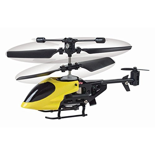 Westminster World's Smallest RC Helicopter, Assorted Colors (Full Rc Helicopter Function)