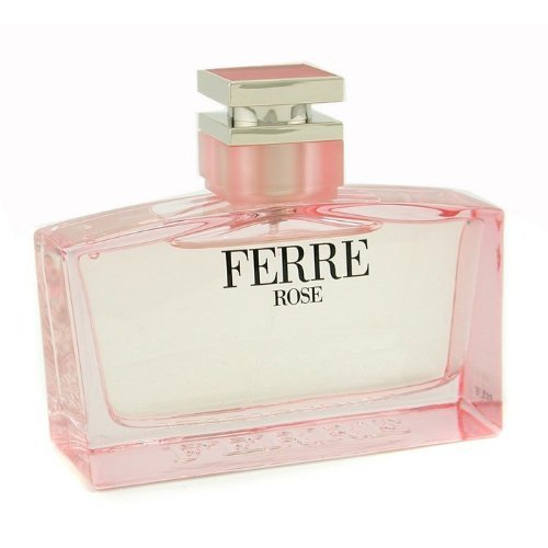 Ferre Rose By Gianfranco Ferre Eau De Toilette Spray 3.4 Oz For Women ()