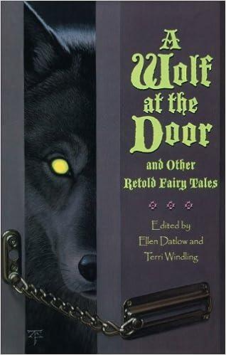 a wolf at the door datlow ellen windling terri ellwell tristan