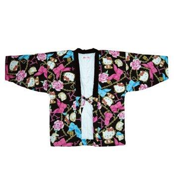 - Hello Kitty Kimono: Jewels and Bows