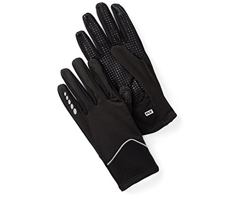 SmartWool PhD Wind Training Gloves (Black) X-Large
