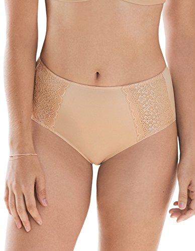 Anita Panty - Anita Comfort 1512-753 Women's Havanna Desert Nude Lace Highwaist Panty 8