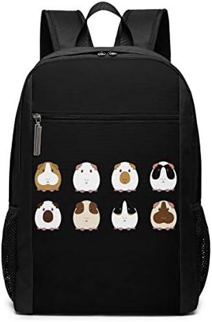Guinea Pigs カバン リュックサッ クバッグ 大容量 キャンパス バックパック スーツケース 旅行 ビジネス グナップザック男女兼用